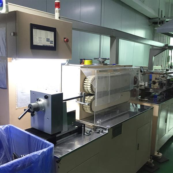UDNs 3-layer extruding machines help reduce material consumption by increasing efficiency