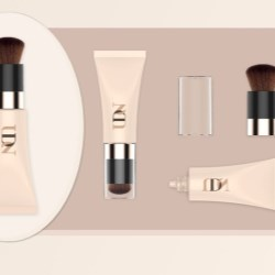 On-the-go Application with UDN's Spinning Brush Tube