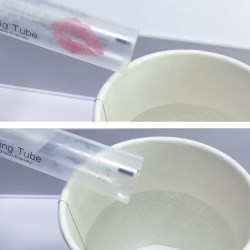 Magical packaging tube decoration - Thermal Ink